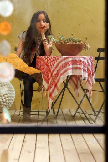 Ivette Nadal plató Granollers