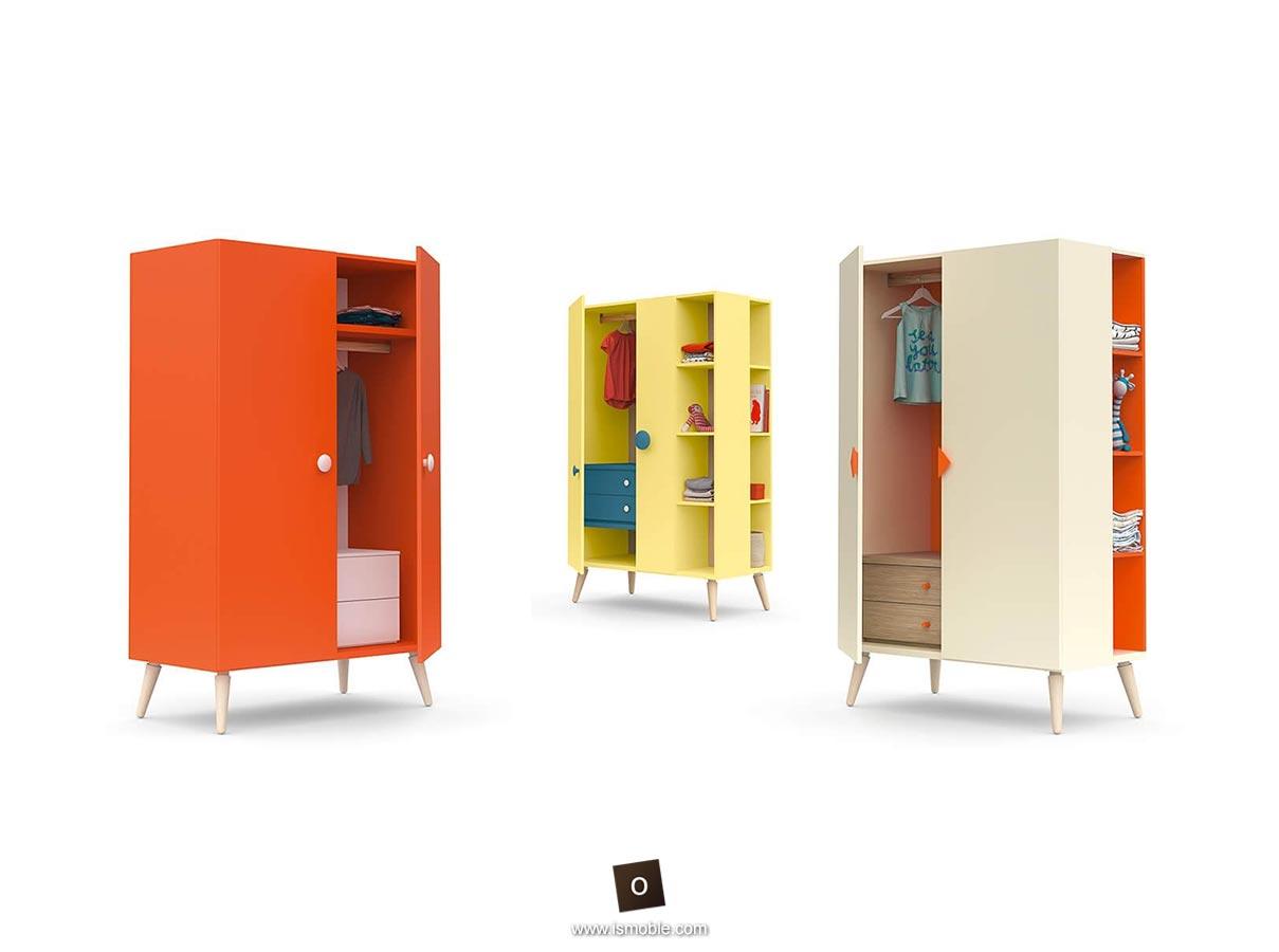 Nuevos muebles para habitaciones infantiles y juveniles de - Mueble juvenil diseno ...
